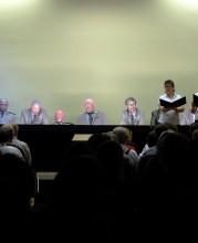 Theaterstück Das Ende der SED, Foto: Camay Sungu
