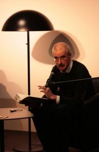 Lesung Schwarzes Eis, Foto: Robert D. Meyer