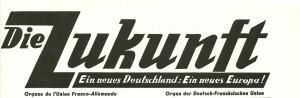 Zukunft Logo