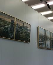 Ausstellungseröffnung Der große Krieg, Foto: Jenny Schindler