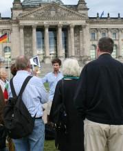 Auf den Spuren von Willi Münzenberg, Foto: Mathias Nehls