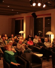 "Veranstaltung: ""Hol dir dein Recht im Klassenkampf!"", Foto: Robert M. Meyer"