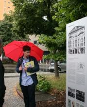 """Stadtführung: """"Meinungskampf im Zeitungsviertel"""", Foto: Mathias Nehls"""