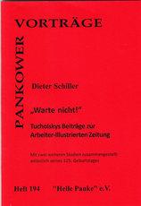 Dieter Schiller Warte nicht