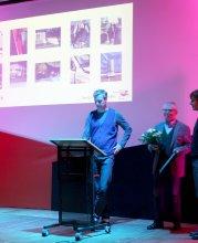 Preisverleihung Kunstwettbewerbe, Foto: Jenny Schindler